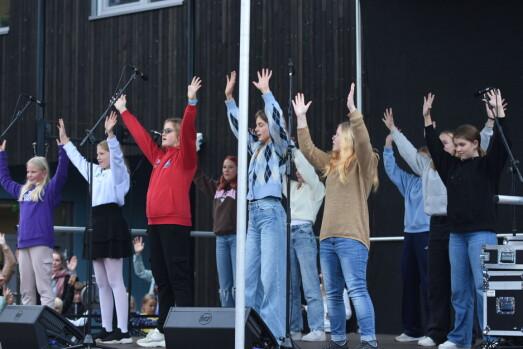 Stolt rektor: - En skole som skal bygge Hvaler-identitet