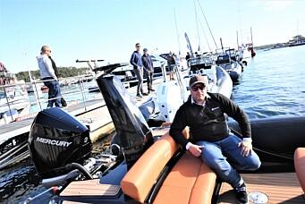 God sesong for salg av nye og brukte båter: - Stolt over å drive næring på Hvaler