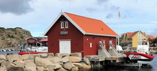 «Folke Patriksson II» skal betjene de lettere oppdragene i Hvaler-skjærgården