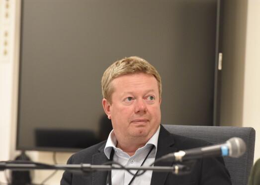 Geir Kvisten blir ikke kommunedirektør i Kongsberg